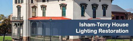 isham-terry-house-lighting-restoration-project