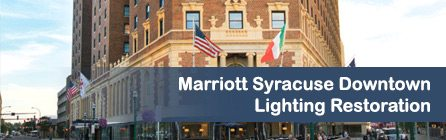 marriott-syracuse-downtown-lighting-project
