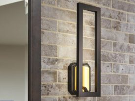 Contemporary & Modern Outdoor Lighting
