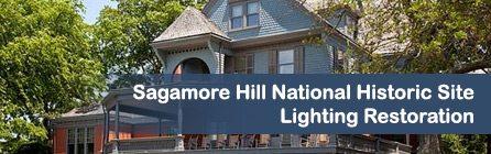 sagamore-hill-lighting-project
