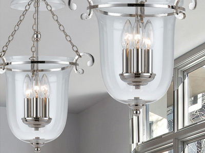 Traditional Pendant Lighting