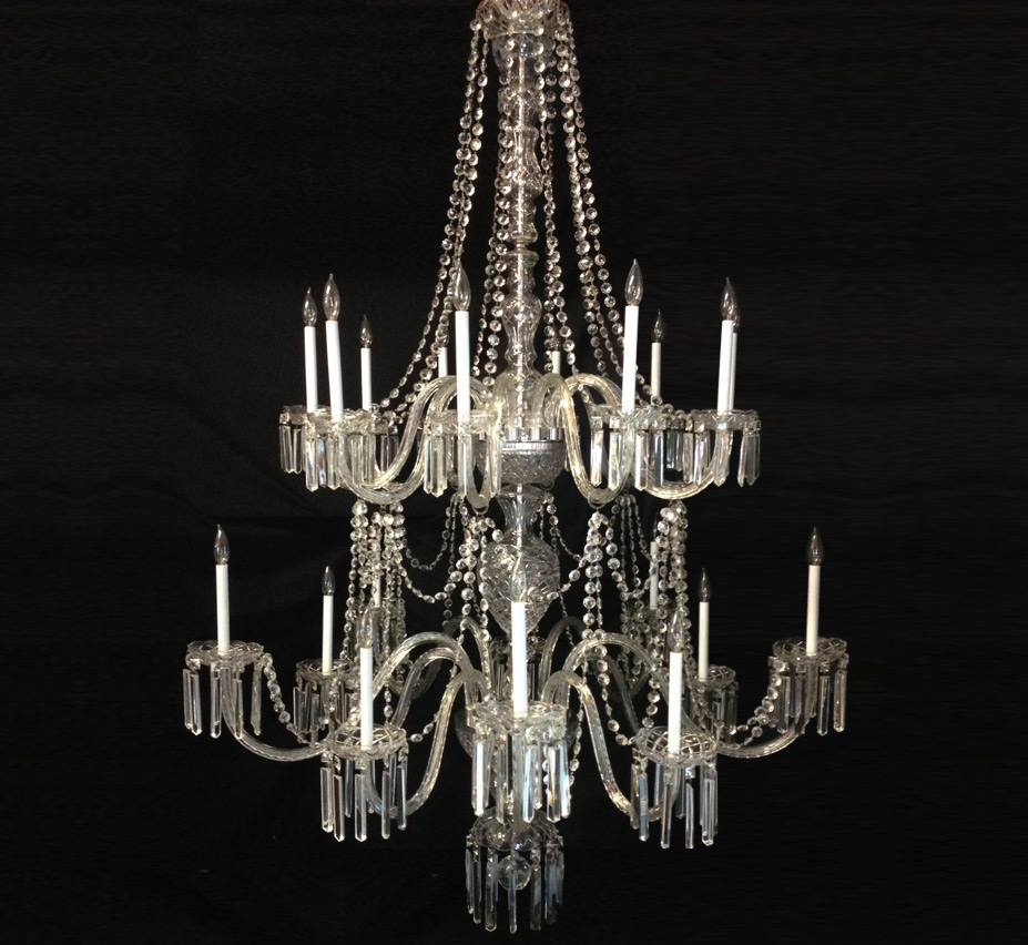 ... Large Vintage Chandelier. facebook-share ... - Bohemian Classic 20 Light Extra Large Vintage Chandelier Grand Light