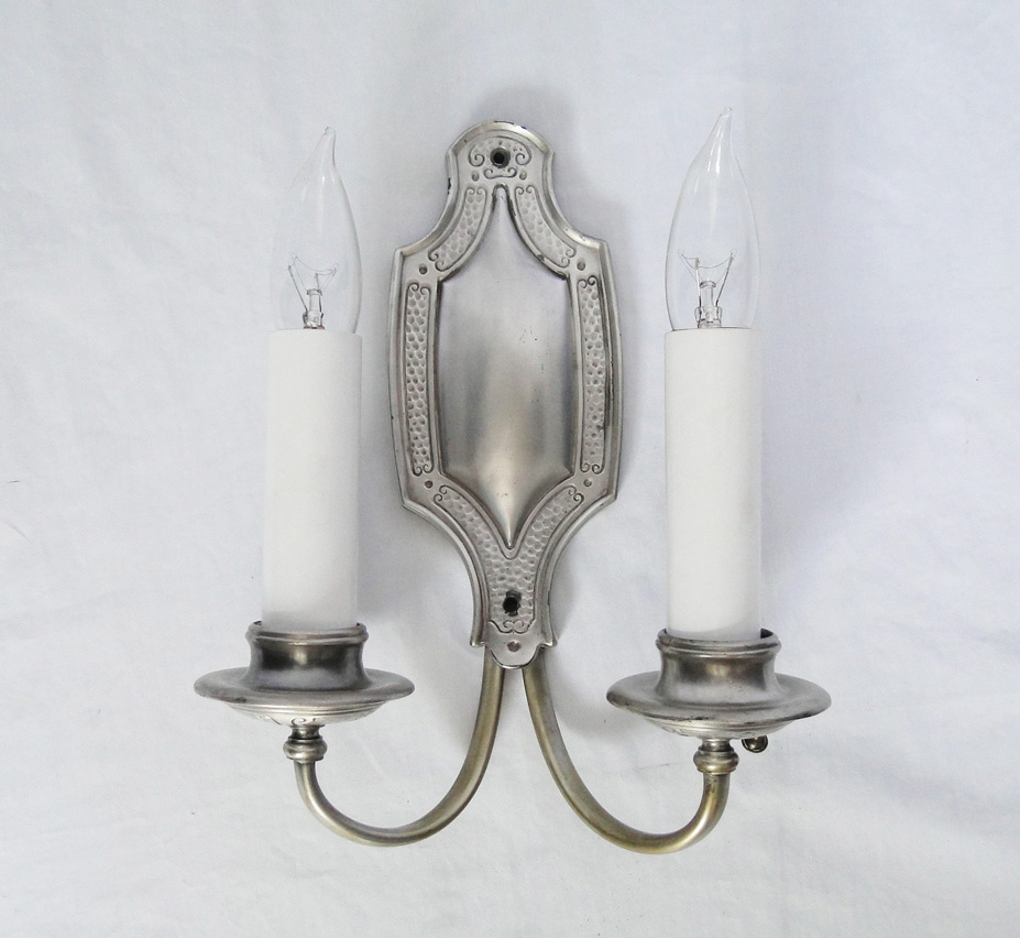 Wall Sconces Vintage : Farmington Medium Vintage Wall Sconce Set of 2 (Pair) Grand Light