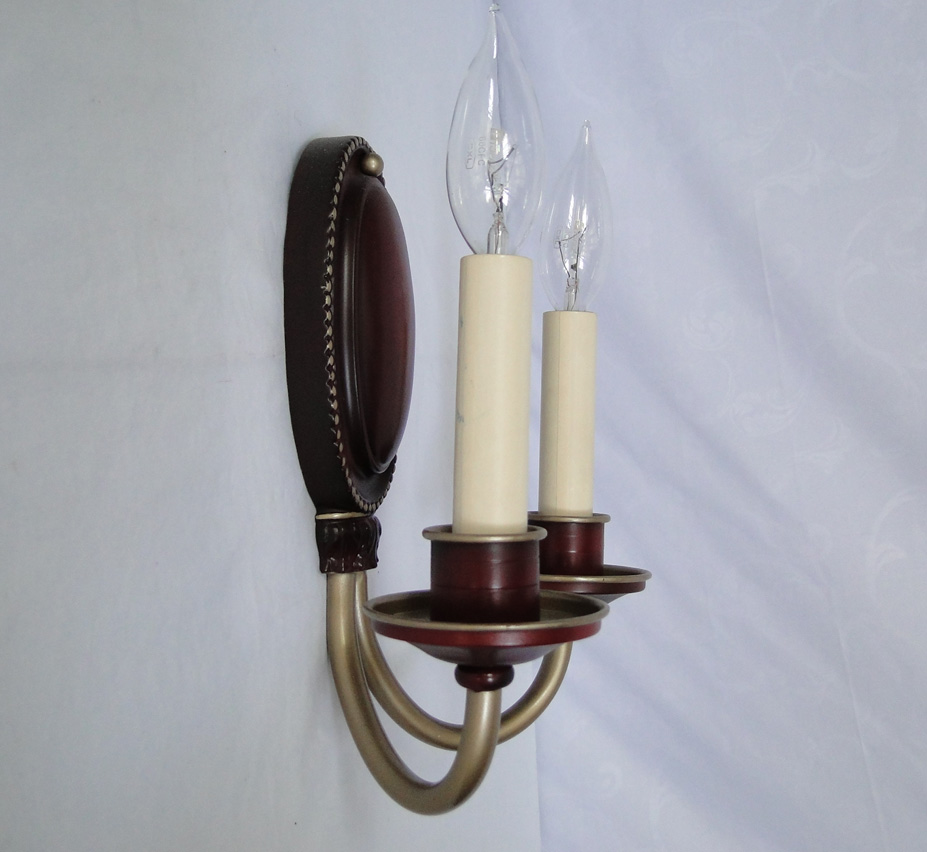Vintage Wall Sconces For Candles : Woodbury Medium Vintage Wall Sconce Grand Light