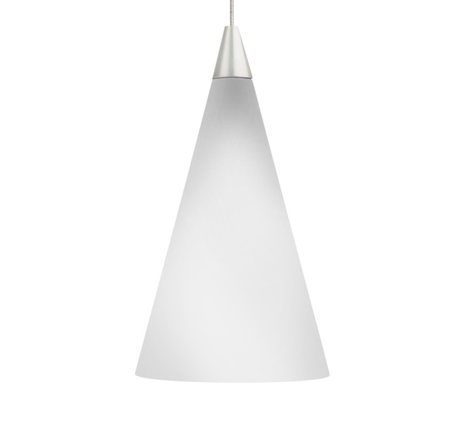 cone triangle smoadoi grey light pendant
