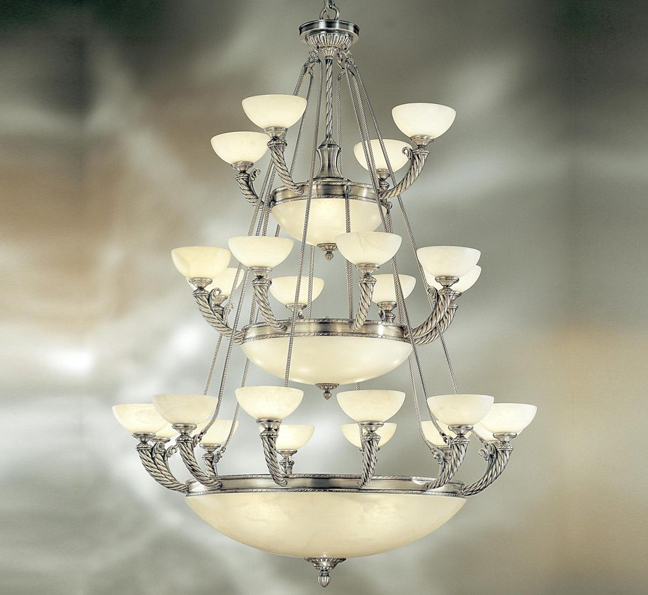 High quality hand carved alabaster lighting alhambra collection 36 light extra large alabaster chandelier arubaitofo Choice Image