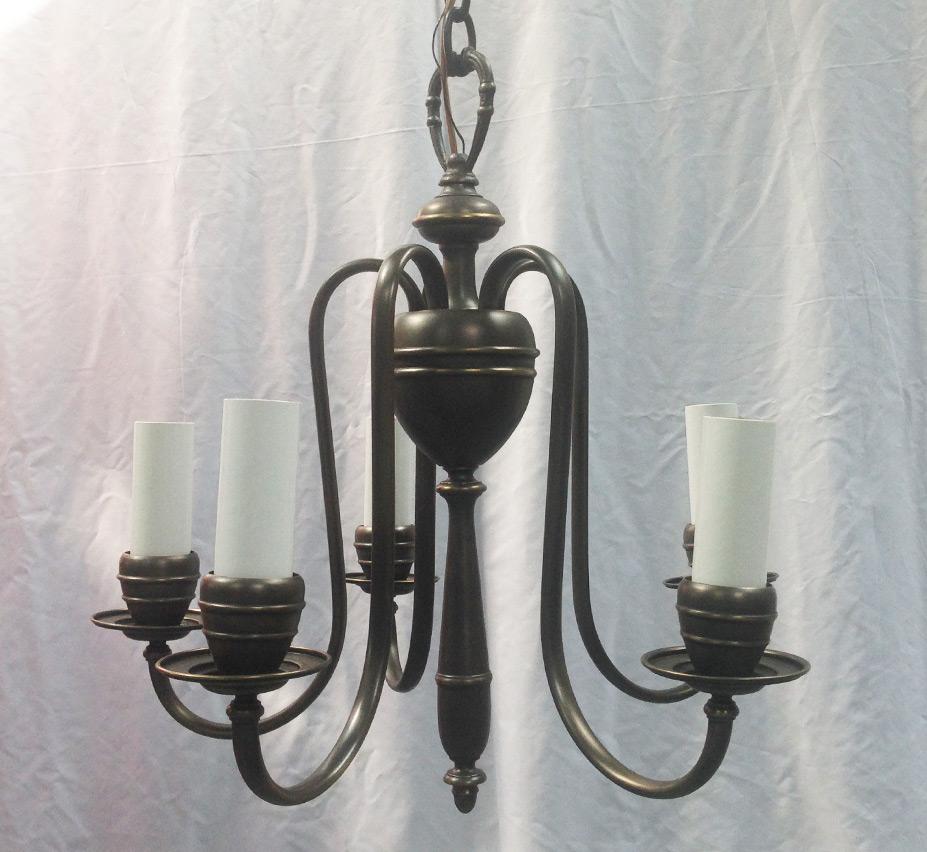 ... Small Vintage Chandelier. facebook-share ... - Bethany 5 Light Small Vintage Chandelier Grand Light