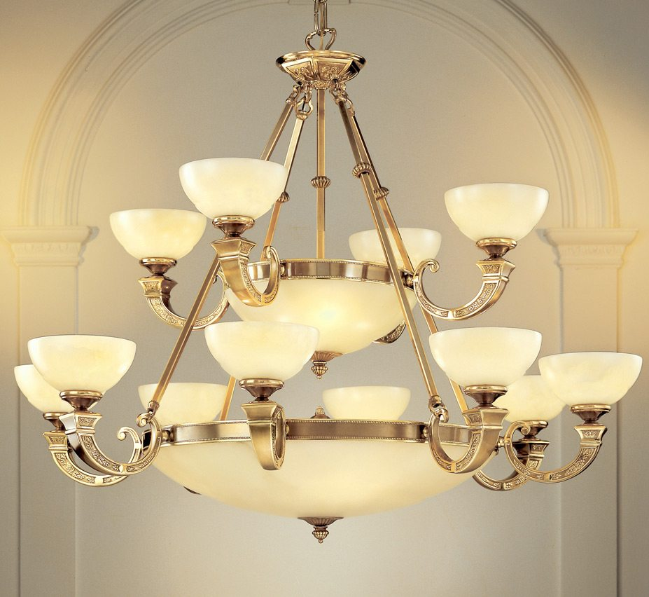 High Quality Hand Carved Alabaster Lighting