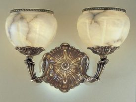 Alabaster Wall Sconces