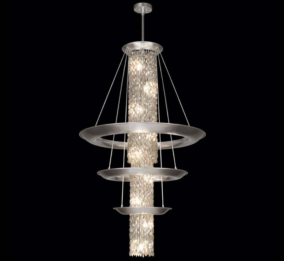 Celestial 39 Dia Extra Large Contemporary Pendant Light