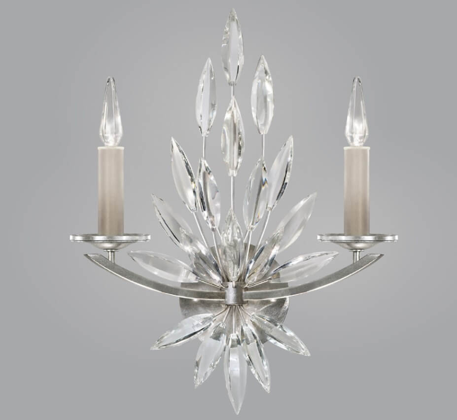 finest selection 438b8 003d7 Lily Buds Extra Large Transitional Wall Sconce