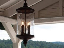Outdoor Hanging Lighting