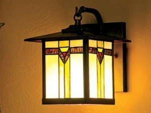 Arts & Crafts Wall Sconces