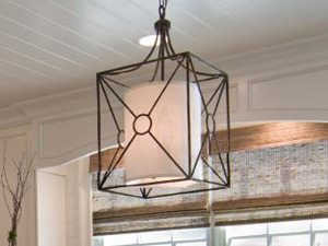 "Medium Transitional Pendant Lighting - 11"" to 20"" Dia"