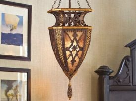 "Large Transitional Pendant Lighting - 21"" to 30"" Dia"