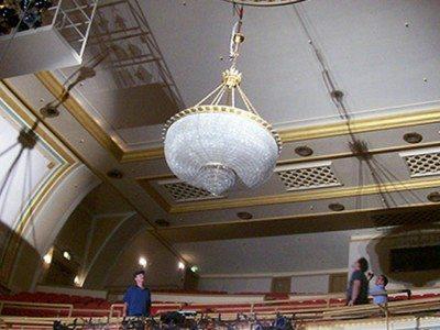 Theatre Arts u0026 Entertainment Lighting Projects & Lighting Restoration Portfolio | Grand Light
