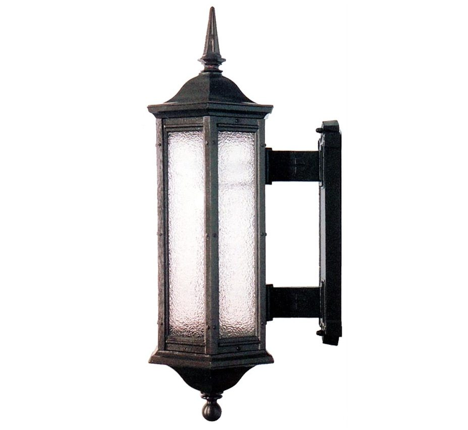 Thompson Collection 33 H Traditional Outdoor Wall Light Grand Light