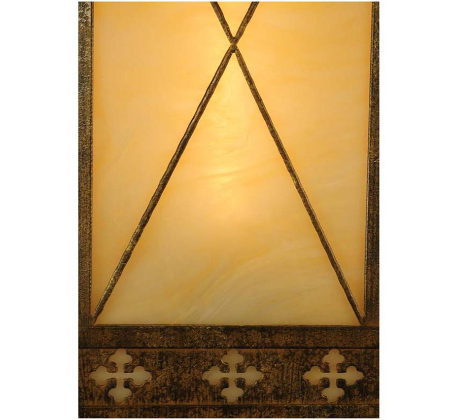 Byzantine 7″ W Small Transitional Wall Sconce | Grand Light