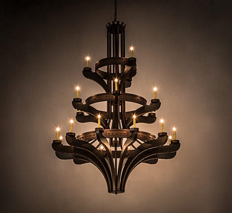 Castilla 21 lt extra large wood and iron chandelier grand light castilla 21 lt extra large wood and iron chandelier aloadofball Choice Image