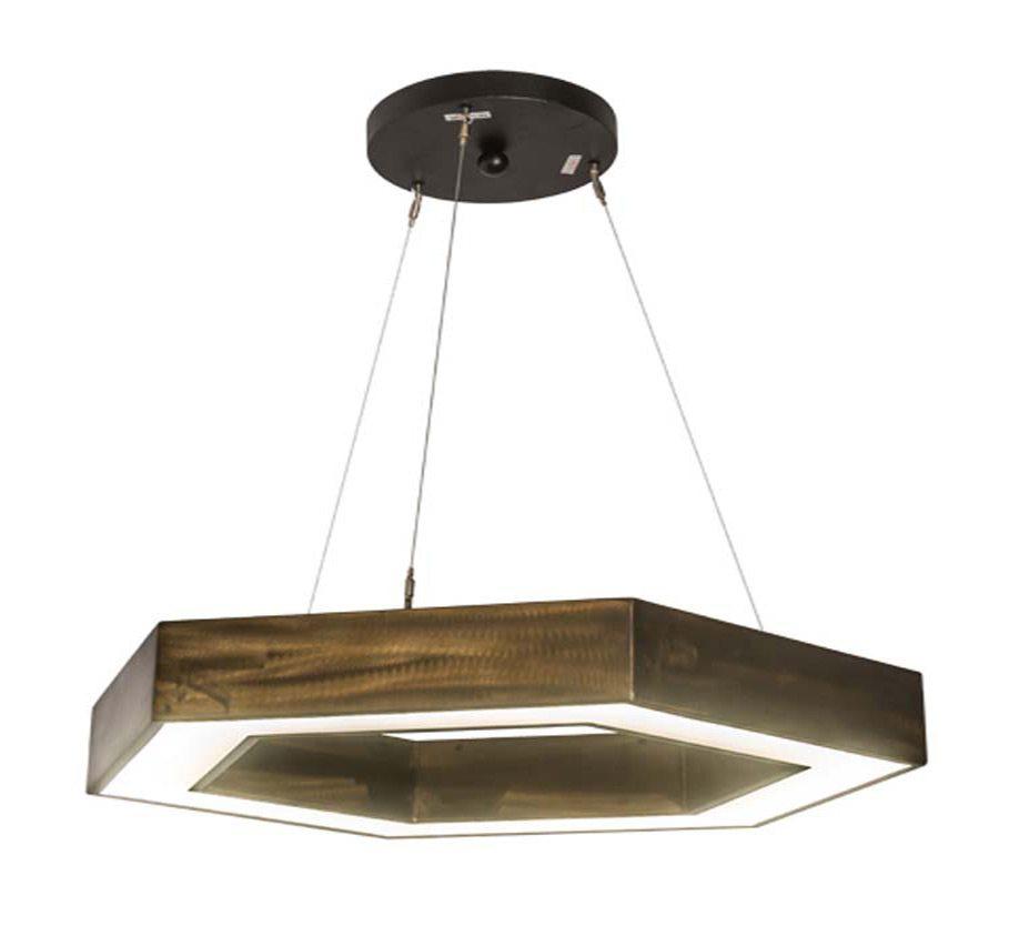 Led Contemporary Pendant Light