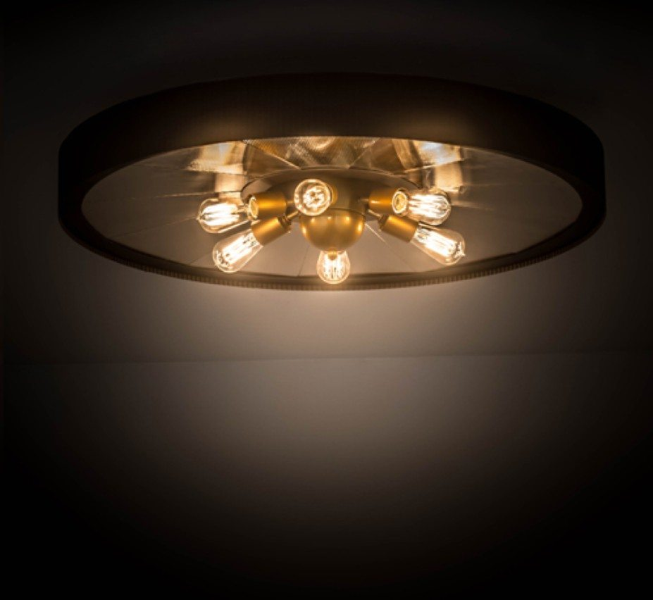 Tennessee 36 dia extra large arts crafts flush mount ceiling tennessee 36 dia extra large arts crafts flush mount ceiling light aloadofball Image collections