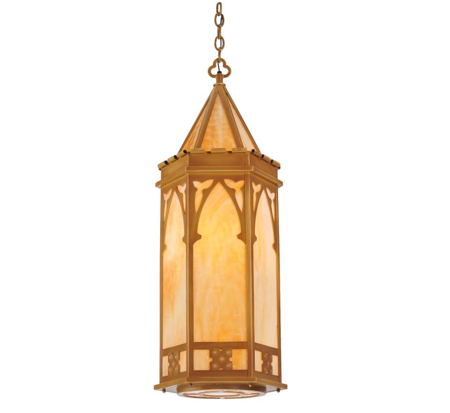 Church 135 Dia Medium Traditional Pendant Light