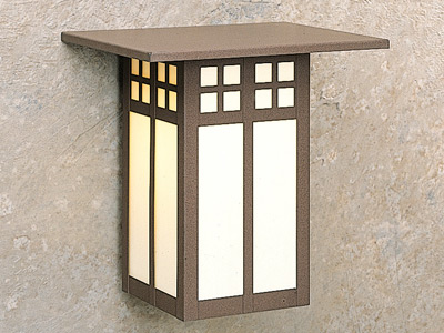 High Quality Arts & Crafts Wall Sconces