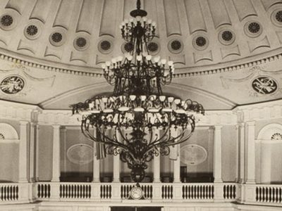 Chandelier restoration grand light chandelier restoration aloadofball Gallery