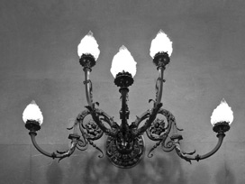 Museum & Gallery Wall Sconces